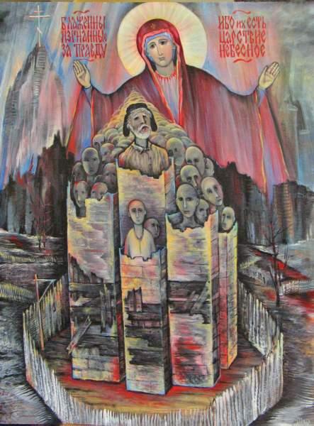 A Moscou, Saint Pétersbourg et dans d'autres villes de Russie une prière sera dite à la mémoire des victimes de la répression soviétique