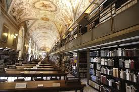 Visite à Moscou du responsable de la Bibliothèque Vaticane dans la seconde moitié de novembre