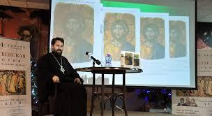 """Le métropolite Hilarion (Alfeev) présente son nouveau livre """"Le Sermon sur la Montagne"""""""