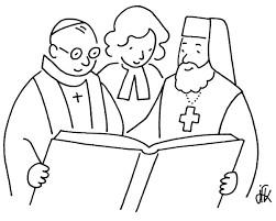 Parole de Dieu entre chrétiens: catholiques, protestants et orthodoxes samedi 21 janvier
