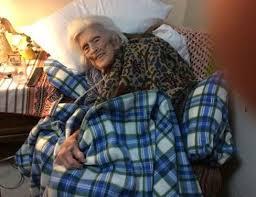 Rappel à Dieu de Juliana Sergeevna Schmemann 1921-2017, mémoire éternelle!