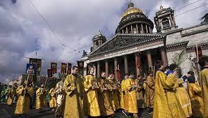 Le restitution de la cathédrale Saint Isaac à l'Eglise, un siècle après la révolution russe, sera un signe de réconciliation du peuple selon le Patriarche