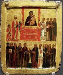 Le premier dimanche du Grand Carême, le Triode commémore le « Triomphe de l'Orthodoxie »