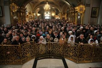 La place de l'homélie dans la liturgie orthodoxe