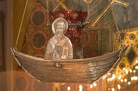 Les reliques de Saint Nicolas le Thaumaturge seront pour la première fois en 930 ans apportées d'Italie en Russie du 21 mai au 28 Juillet.
