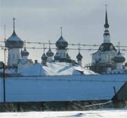 """Le Courrier de Russie"": Solovki"