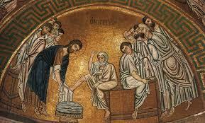 Jeudi Saint, la Cène mystique du Seigneur