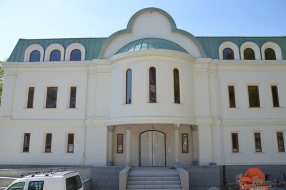 La paroisse de Tous les Saints de l'Église orthodoxe russe vous invite à l'inauguration du centre culturel et spirituel