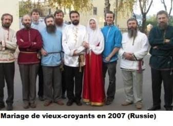 LE SCHISME SECULAIRE DES VIEUX-CROYANTS VA-T-IL SE RÉSOUDRE?