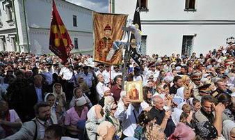 Le pèlerinage du patriarche en Ukraine: pasteur et diplomate