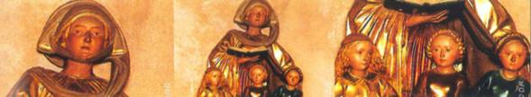Sainte Sophie et ses trois filles, Foi, Espérance et Charité