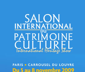 le Salon International du Patrimoine Culturel
