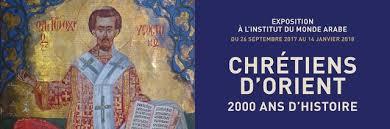 """Institut du Monde Arabe: """"Chrétiens d'Orient. Deux mille ans d'histoire"""""""