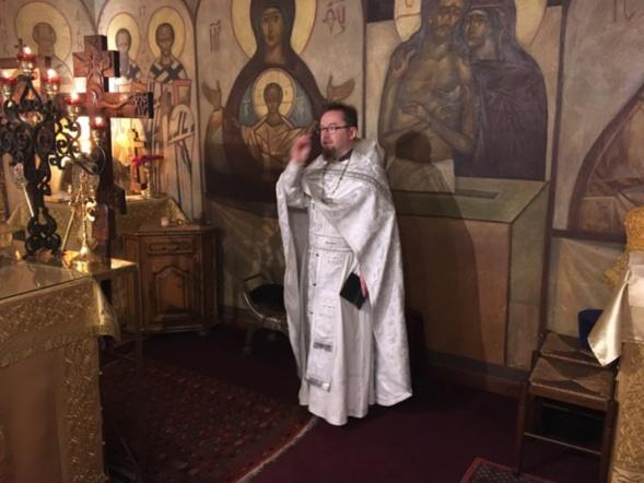 DEUX NOMINATIONS au Diocèse de Chersonèse