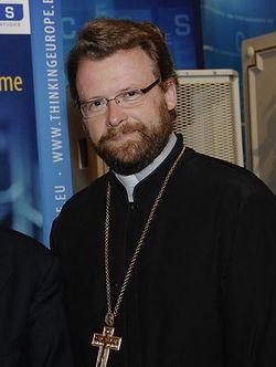 Interview avec l'archiprêtre Antony Ilin