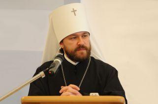 """Mgr Hilarion, métropolite de Volokolamsk: """"L'Eglise et l'Etat : vingt ans de relations"""""""