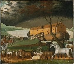 Un monde sans Arche de Noé