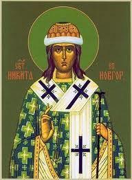 Saint Nikita (Nicétas) de Novgorod