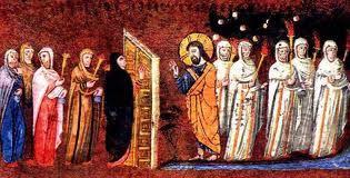 Le Saint et Grand mardi, nous faisons mémoire de la parabole évangélique des Dix Vierges.
