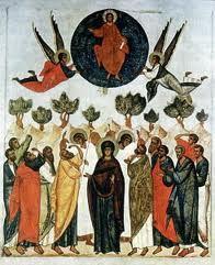 L'Ascension de notre Seigneur Jésus Christ