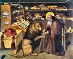 Saint Jérôme: Père et docteur de l'Eglise (+ 420)