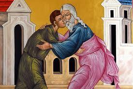 Le Fils prodigue : Homélie prononcée par le père Boris  Bobrinsky à la Crypte ( rue Daru ) le 23 février 2003