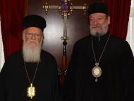 Un petit rappel à propos de  la correspondance entre le Patriarche Bartholomée et l'Archevêque de Tchéquie (2012)