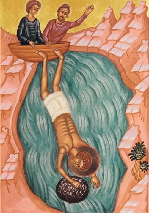 Saint et Grand-Martyr PANTELEIMON +305