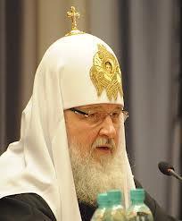 """Sa Sainteté le patriarche Cyrille, primat de l'Eglise orthodoxe russe, a accordé le 9 septembre une interview à la chaîne """"Rossya 1"""""""