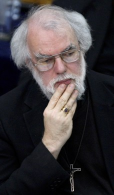 "Ex-archevêque de Canterbury Rowan Williams: "" je pensais à me convertir à l'orthodoxie """