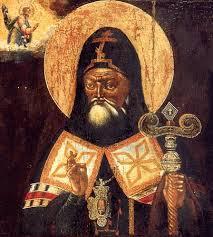 En 1929, le miracle de Saint Mitrophane de Voronej  (1623-1703)