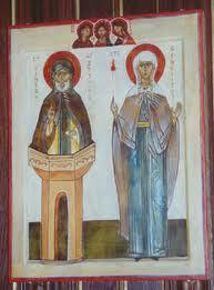 Gabriel Matzneff: Sainte Geneviève et saint Syméon le Stylite - ces liens  entre l'Église de France et l'Église de Syrie
