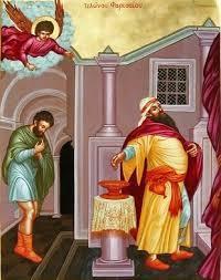 Semaine du Pharisien et du Publicain