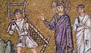 LE PARALYTIQUE DE LA PISCINE DE BÉTHESDA - 4e dimanche après Pâques