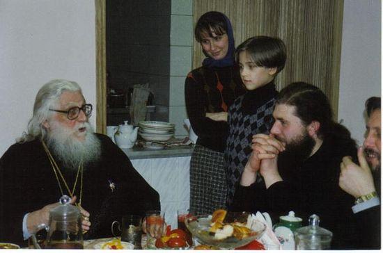 LA VIE DE L'EVEQUE BASILE (RODZIANKO)  1915-1999