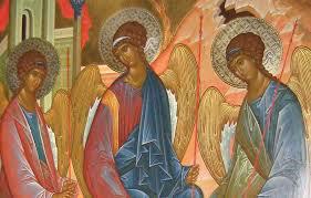 Homélie prononcée par Monseigneur Nestor, évêque de Chersonèse, le jour de la fête de la Sainte Trinité