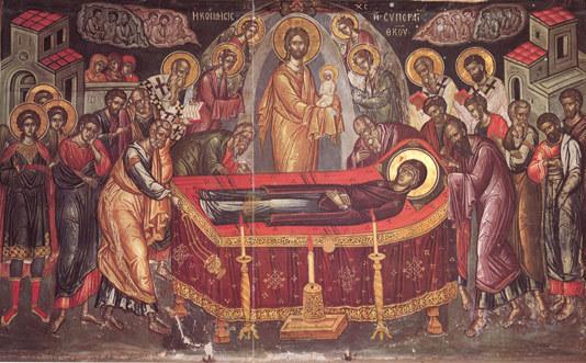 Monseigneur Nestor, évêque de Chersonèse: Homélie le jour de la fête de la Dormition de la Très-Sainte Mère de Dieu et toujours Vierge Marie