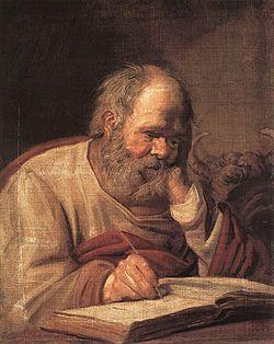 Saint Apôtre et Evangéliste LUC