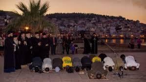 """La prière commune entre Chrétiens et Musulmans est-elle """"hérétique""""?  Un prêtre orthodoxe américain répond non! C'est un témoignage de CHARITÉ"""