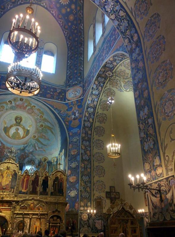 La splendeur retrouvée de la cathédrale russe Saint Nicolas de Nice !