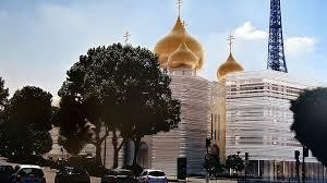 Le centre spirituel et culturel russe à Paris sera inauguré le 19 octobre 2016