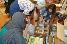 Le 20 novembre, une vente de charité à la cathédrale  des Trois Saints Docteurs
