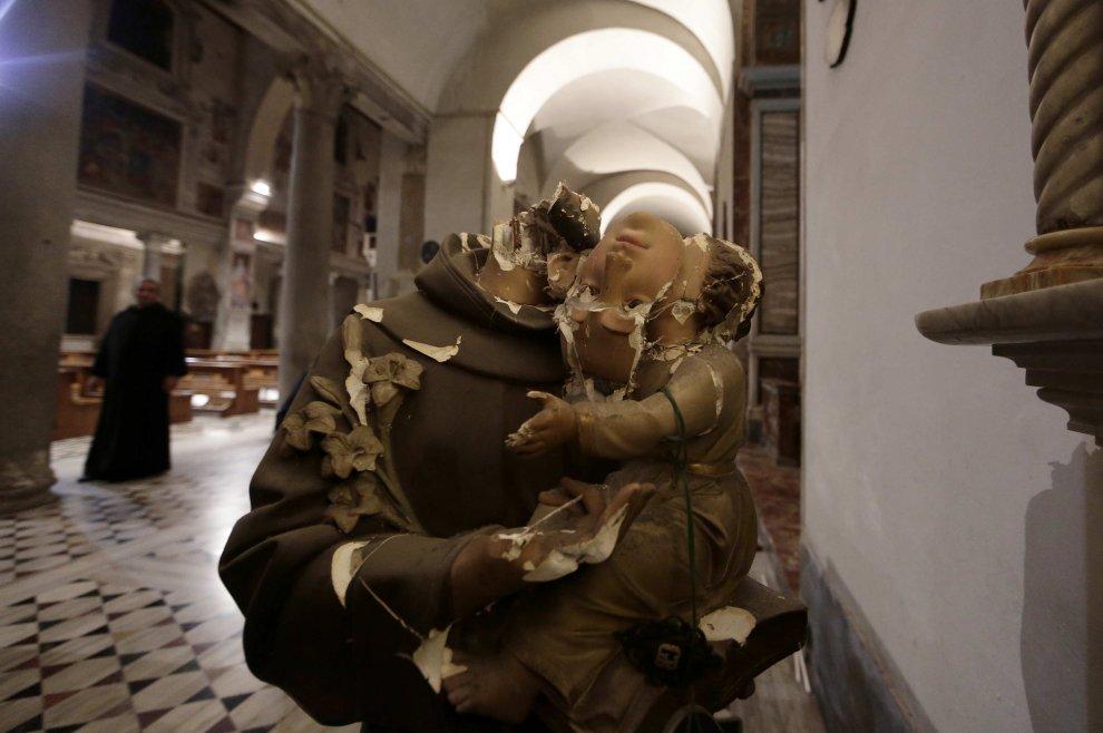 Le Saint-Siège souligne l'augmentation des actes antichrétiens en Europe
