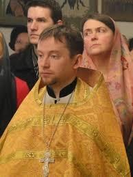 Le père Georges Egorov  nommé aumônier aux armées par le Ministère de la défense