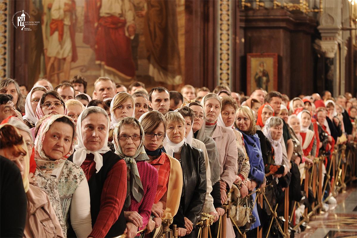 Message pascal du patriarche Cyrille de Moscou et de toute la Russie