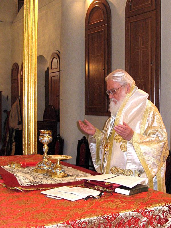 La communion sans confession : interview du métropolite Kallistos (Ware)
