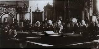 L'Eglise commémorera le Concile de 1917-1918