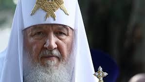 Ukraine: une déclaration du patriarche Cyrille