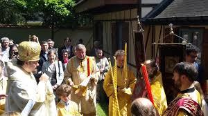 Fête paroissiale de l'église des Saints Constantin et Hélène à Clamart