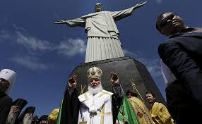 Le patriarche Cyrille constate une intensification des relations avec les catholiques depuis qu'il a rencontré le pape